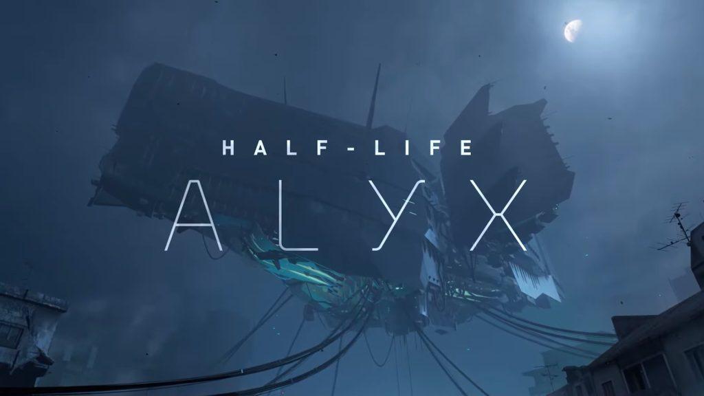 HALF LIFE ALYX VRLOCATOR