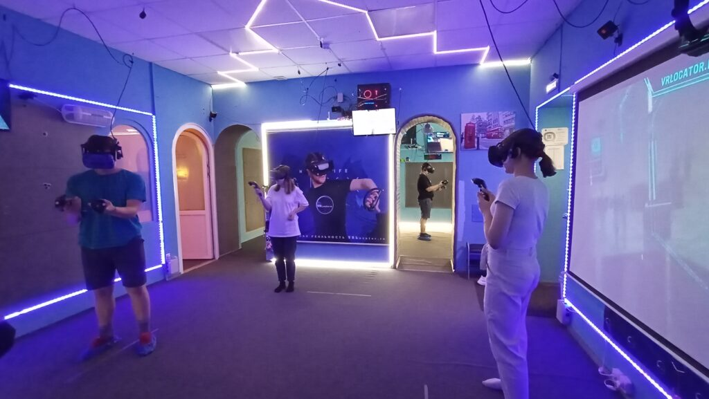 Клуб виртуальной реальности СПб